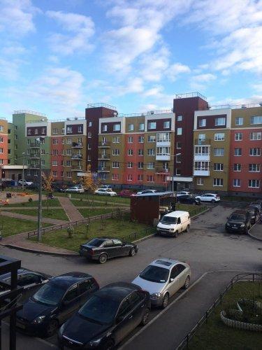 2-комнатная квартира (60м2) на продажу по адресу Юнтоловский пр., 53— фото 1 из 19