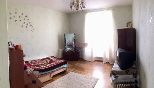 2-комнатная квартира (59м2) на продажу по адресу Московский просп., 189— фото 7 из 11