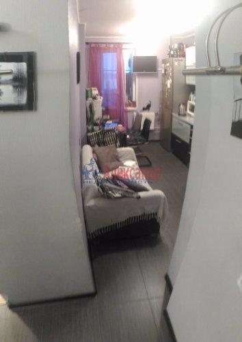 1-комнатная квартира (40м2) на продажу по адресу Мурино пос., Оборонная ул., 2— фото 4 из 21