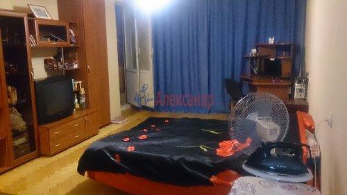 1-комнатная квартира (40м2) на продажу по адресу Просвещения просп., 78— фото 2 из 6