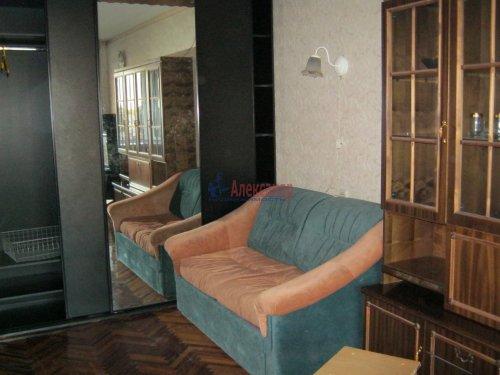 1-комнатная квартира (40м2) на продажу по адресу Софийская ул., 57— фото 1 из 9