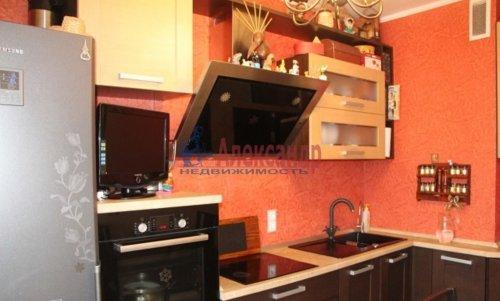 1-комнатная квартира (39м2) на продажу по адресу Софьи Ковалевской ул., 16— фото 4 из 14