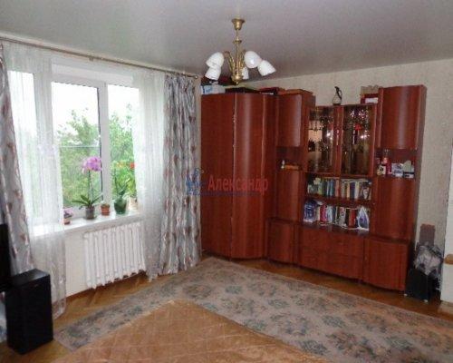 2-комнатная квартира (58м2) на продажу по адресу Вяземский пер., 6— фото 6 из 15