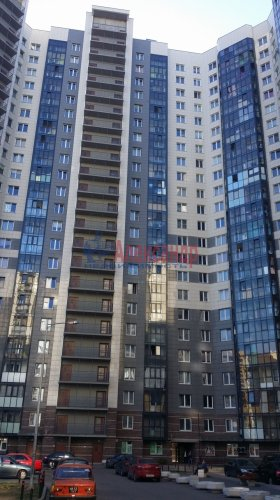 1-комнатная квартира (33м2) на продажу по адресу Русановская ул., 9— фото 5 из 8