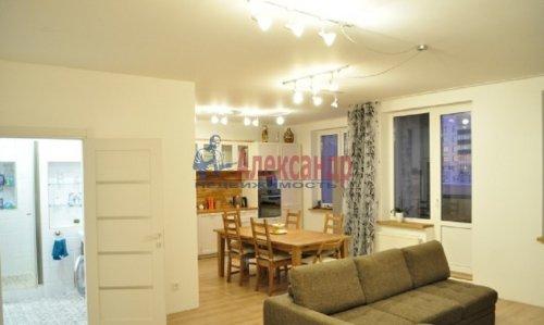 3-комнатная квартира (102м2) на продажу по адресу Гжатская ул., 22— фото 8 из 11