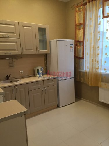 1-комнатная квартира (42м2) на продажу по адресу Свердловская наб., 58— фото 5 из 6