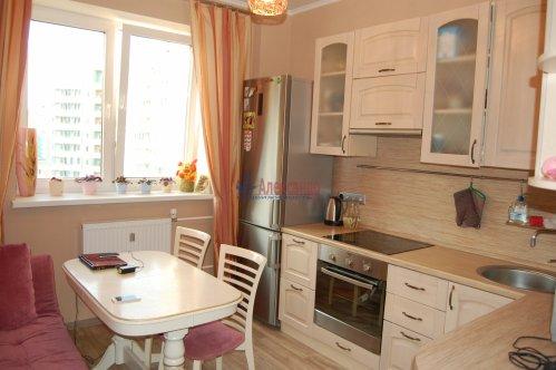3-комнатная квартира (80м2) на продажу по адресу Кудрово дер., Венская ул., 5— фото 1 из 6