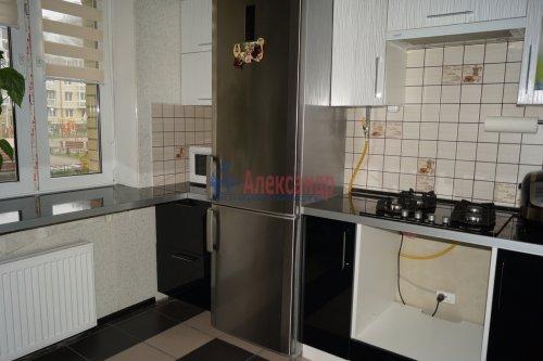 1-комнатная квартира (37м2) на продажу по адресу Всеволожск г., Центральная ул., 4— фото 1 из 5