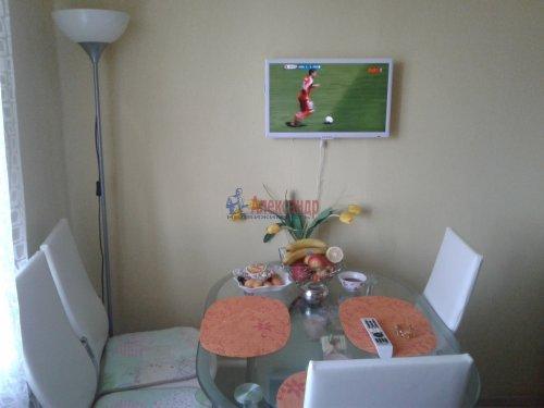 2-комнатная квартира (57м2) на продажу по адресу Всеволожск г., Ленинградская ул., 3— фото 1 из 5