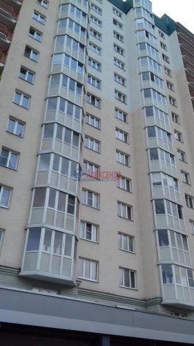 1-комнатная квартира (41м2) на продажу по адресу Богатырский пр., 48— фото 1 из 12