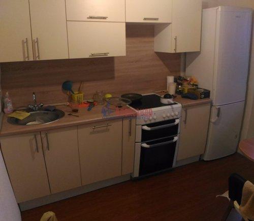 1-комнатная квартира (37м2) на продажу по адресу Мурино пос., Оборонная ул., 2— фото 11 из 23