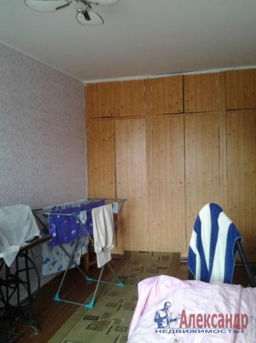 3-комнатная квартира (67м2) на продажу по адресу Кириши г., Героев пр., 10— фото 7 из 12