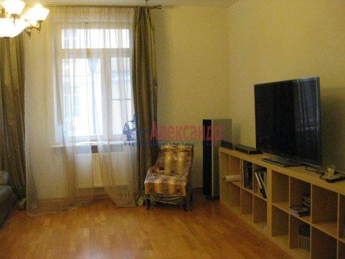 3-комнатная квартира (98м2) на продажу по адресу Павловск г., Слуцкая ул., 14— фото 14 из 24
