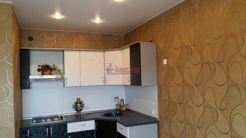 1-комнатная квартира (49м2) на продажу по адресу Всеволожск г., Центральная ул., 10— фото 1 из 21