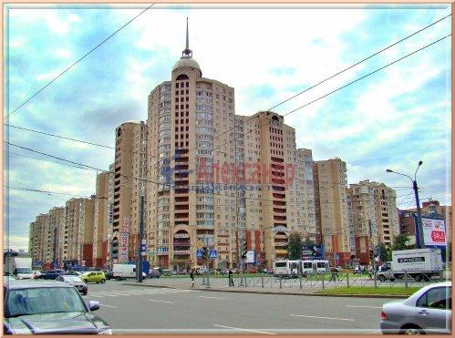 1-комнатная квартира (46м2) на продажу по адресу Коломяжский пр., 20— фото 1 из 6