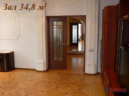 3-комнатная квартира (140м2) на продажу по адресу Приморский пр., 59— фото 9 из 35