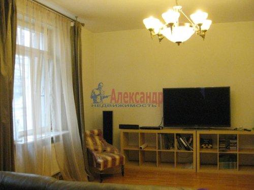 3-комнатная квартира (98м2) на продажу по адресу Павловск г., Слуцкая ул., 14— фото 15 из 24