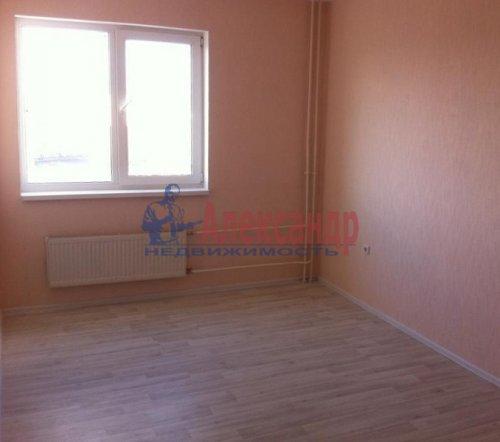 2-комнатная квартира (49м2) на продажу по адресу Шушары пос., Новгородский просп., 10— фото 5 из 10
