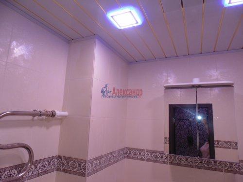 1-комнатная квартира (36м2) на продажу по адресу Мурино пос., Новая ул., 7— фото 9 из 13