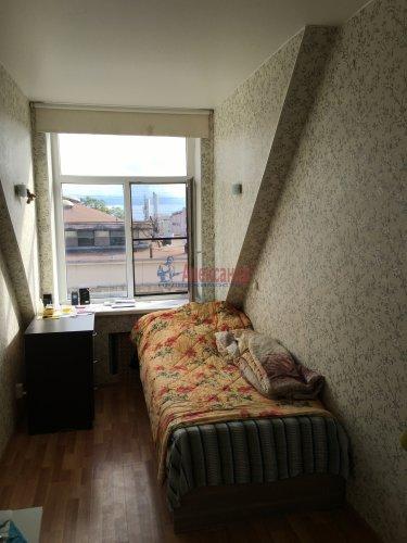 Комната в 1-комнатной квартире (80м2) на продажу по адресу Басков пер., 36— фото 6 из 10