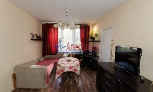 3-комнатная квартира (52м2) на продажу по адресу Науки пр., 12— фото 4 из 12