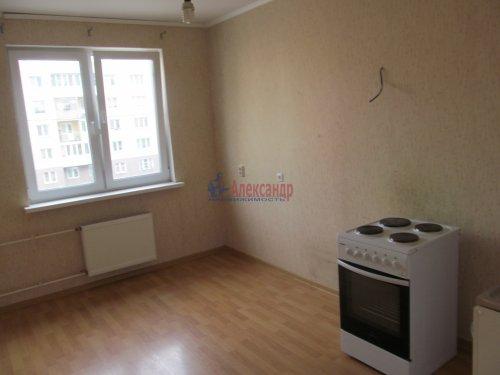 1-комнатная квартира (40м2) на продажу по адресу Шушары пос., Ростовская (Славянка) ул., 2— фото 4 из 6