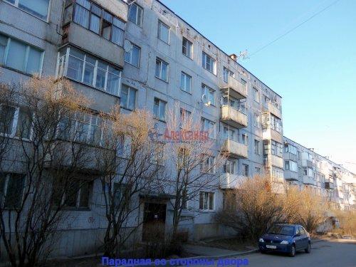 3-комнатная квартира (50м2) на продажу по адресу Выборг г., Приморская ул., 23— фото 1 из 10