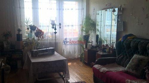 1-комнатная квартира (33м2) на продажу по адресу Красное Село г., Ленина пр., 53— фото 2 из 3