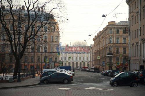 11-комнатная квартира (254м2) на продажу по адресу Итальянская ул., 29— фото 10 из 22