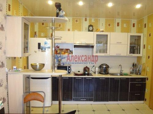 1-комнатная квартира (45м2) на продажу по адресу Шушары пос., Центральная ул., 14— фото 2 из 18