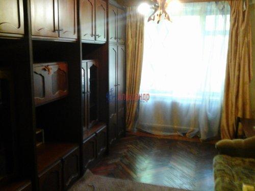 1-комнатная квартира (32м2) на продажу по адресу Светлановский просп., 72— фото 1 из 5