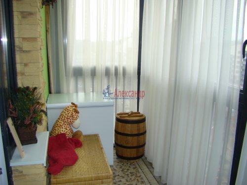 1-комнатная квартира (42м2) на продажу по адресу Петергофское шос., 45— фото 12 из 17