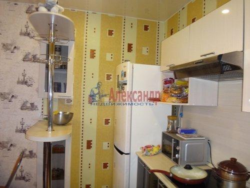 1-комнатная квартира (45м2) на продажу по адресу Шушары пос., Центральная ул., 14— фото 4 из 18