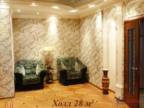 3-комнатная квартира (140м2) на продажу по адресу Приморский пр., 59— фото 11 из 35