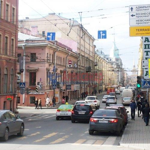 6-комнатная квартира (166м2) на продажу по адресу Канала Грибоедова наб., 42— фото 8 из 12