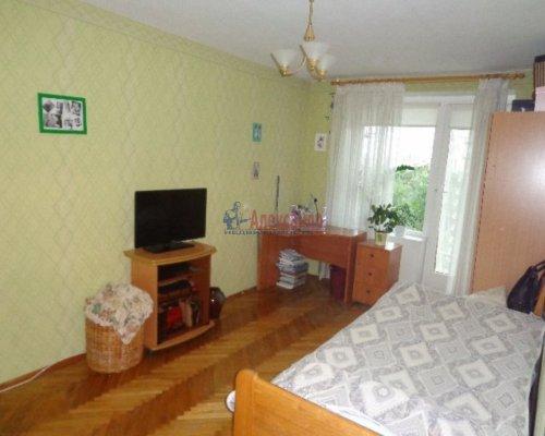 2-комнатная квартира (58м2) на продажу по адресу Вяземский пер., 6— фото 11 из 15