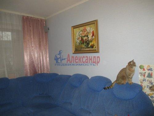 2-комнатная квартира (57м2) на продажу по адресу Гатчина г., Карла Маркса ул., 64— фото 4 из 15