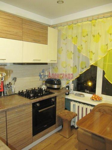 2-комнатная квартира (42м2) на продажу по адресу Юрия Гагарина просп., 14— фото 2 из 11