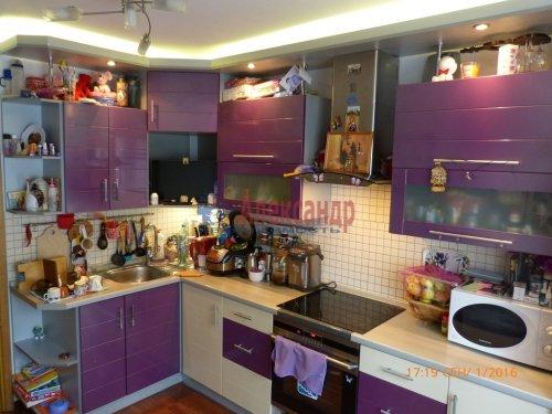 1-комнатная квартира (41м2) на продажу по адресу Бухарестская ул., 156— фото 3 из 9