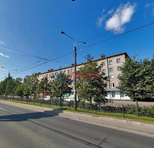 3-комнатная квартира (55м2) на продажу по адресу Ланское шос., 20— фото 1 из 4