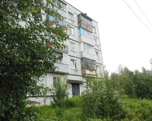 2-комнатная квартира (48м2) на продажу по адресу Сертолово г., Заречная ул., 2— фото 1 из 11