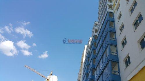 1-комнатная квартира (49м2) на продажу по адресу Всеволожск г., Центральная ул., 10— фото 20 из 21