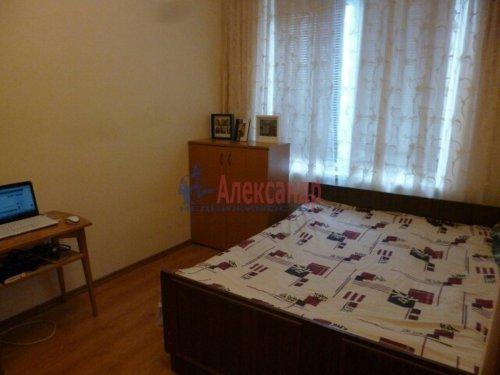 1-комнатная квартира (28м2) на продажу по адресу Новое Девяткино дер., Флотская ул., 7— фото 3 из 7