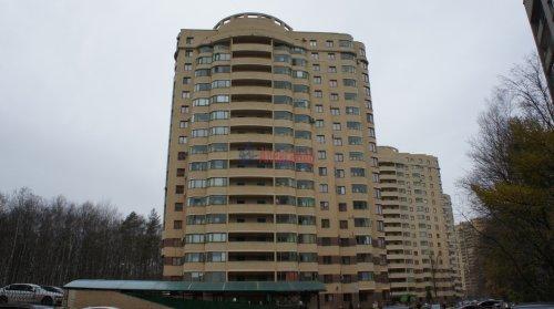1-комнатная квартира (38м2) на продажу по адресу Ветеранов пр., 75— фото 2 из 15