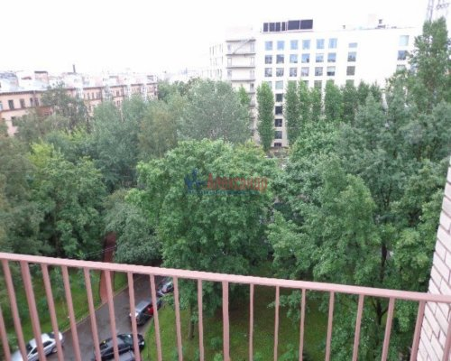 2-комнатная квартира (58м2) на продажу по адресу Вяземский пер., 6— фото 12 из 15