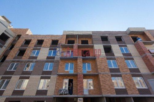 1-комнатная квартира (36м2) на продажу по адресу Юнтоловский пр., 12— фото 1 из 3