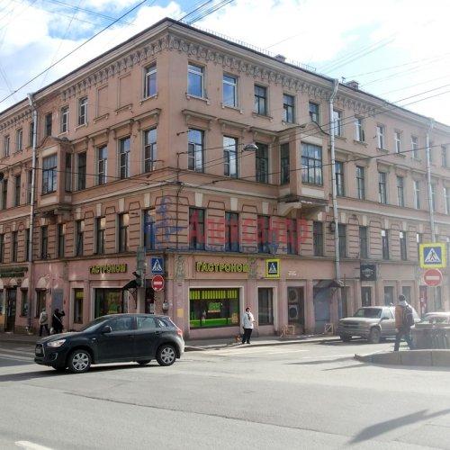 6-комнатная квартира (166м2) на продажу по адресу Канала Грибоедова наб., 42— фото 3 из 12