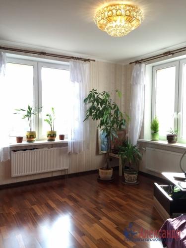 2-комнатная квартира (63м2) на продажу по адресу Гжатская ул., 22— фото 1 из 5