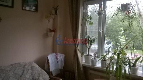 Комната в 1-комнатной квартире (75м2) на продажу по адресу Коммунар г., Гатчинская ул., 20а— фото 2 из 7