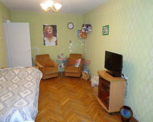 2-комнатная квартира (58м2) на продажу по адресу Вяземский пер., 6— фото 13 из 15